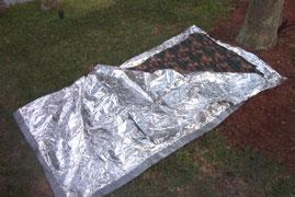 Place Your Lightweight Fleece Sleeping Bag Inside The Bivy