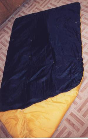 Make Your Own Lightweight Backpacking Quilt